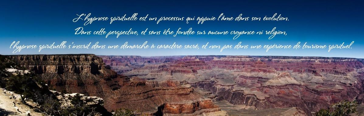 Grand canyon avec texte 1